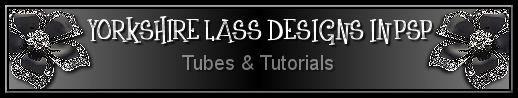 Yorkshire Lass Designs banner
